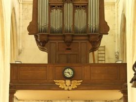 Houdan, Eglise Saint-Jacques