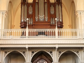 Warszawa, Evangelic Church