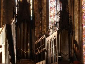 Lyon (F), Eglise Saint-Bonaventure, Joseph Merklin organ