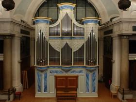Lyon (F), Conservatoire National de Musique de de Danse, Gerhard Grenzing organ