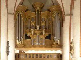 Hamburg (D), Jacobikirche, Arp Schnitger organ