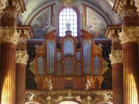 Poznań (PL), Kolegiata św. Marii Magdaleny, Friedrich Ladegast organ