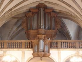 Luxembourg (LUX), Eglise Saint-Michel, Georg Westenfelder organ