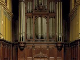 Lyon (F), Eglise Saint-François-de-Sales, Aristide Cavaillé-Coll organ