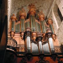 Saint-Guilhem- le-Désert, Abbaye de Gellone