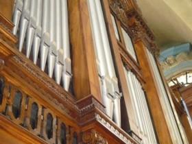 Lyon (F), Eglise Saint-Polycarpe, Augustin Zeiger organ