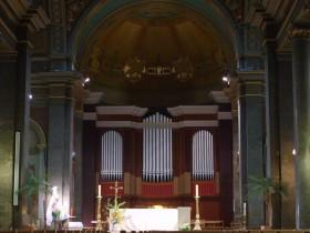 Lyon (F), Eglise Saint-Pothin, Daniel Kern organ