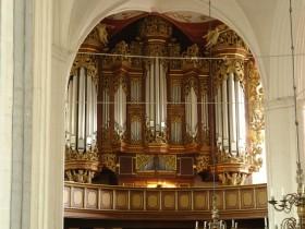 Stade (D), St.Wilhadi, Erasmus Bielfeldt organ