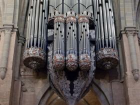Trier (D), Dom St.Peter, Klais organ