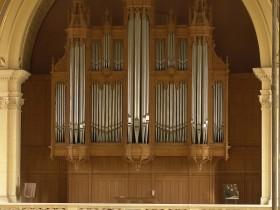 Paris (F), Eglise de la Trinité, Arisitde Cavaillé-Coll organ