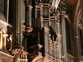 Chartres (F), Cathédrale, Danion-Gonzalez organ