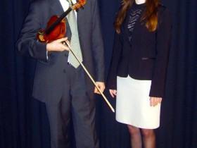 Christophe Boulier & Maria Magdalena Kaczor, Paris