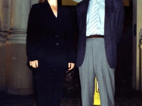 Józef Serafin & Maria Magdalena Kaczor (Poznań 2004)