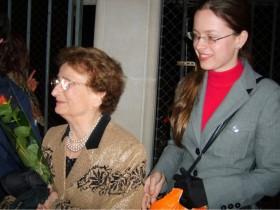 Marie-Claire Alain & Maria Magdalena Kaczor (Notre-Dame de Paris, 2006)