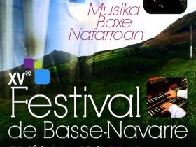 XVe Festival de Basse Navarre