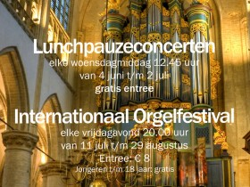 Internationaal Orgelfestival Breda 2014