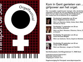 Orgelfestival Ghent