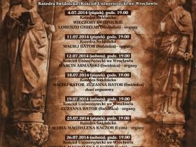 Świdnica, Festival Chorda Auxit 2014
