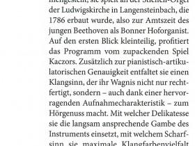 Beethoven - Fono Forum