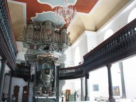 Eckenhagen Orgel