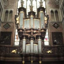 Orgel Walburga