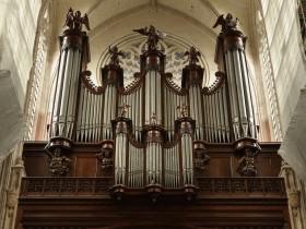 Orléans, Cathédrale Ste.Croix